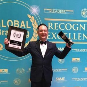 global branding award Agus Tjandra