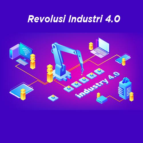 Bersiap untuk menghadapi revolusi industri 4.0